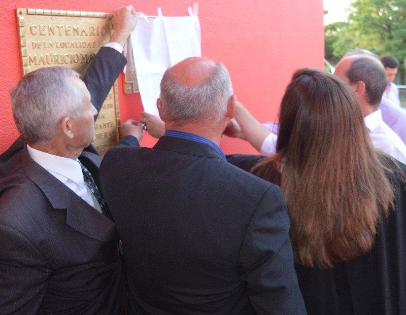 Gran celebración por el 105 aniversario de nuestra localidad